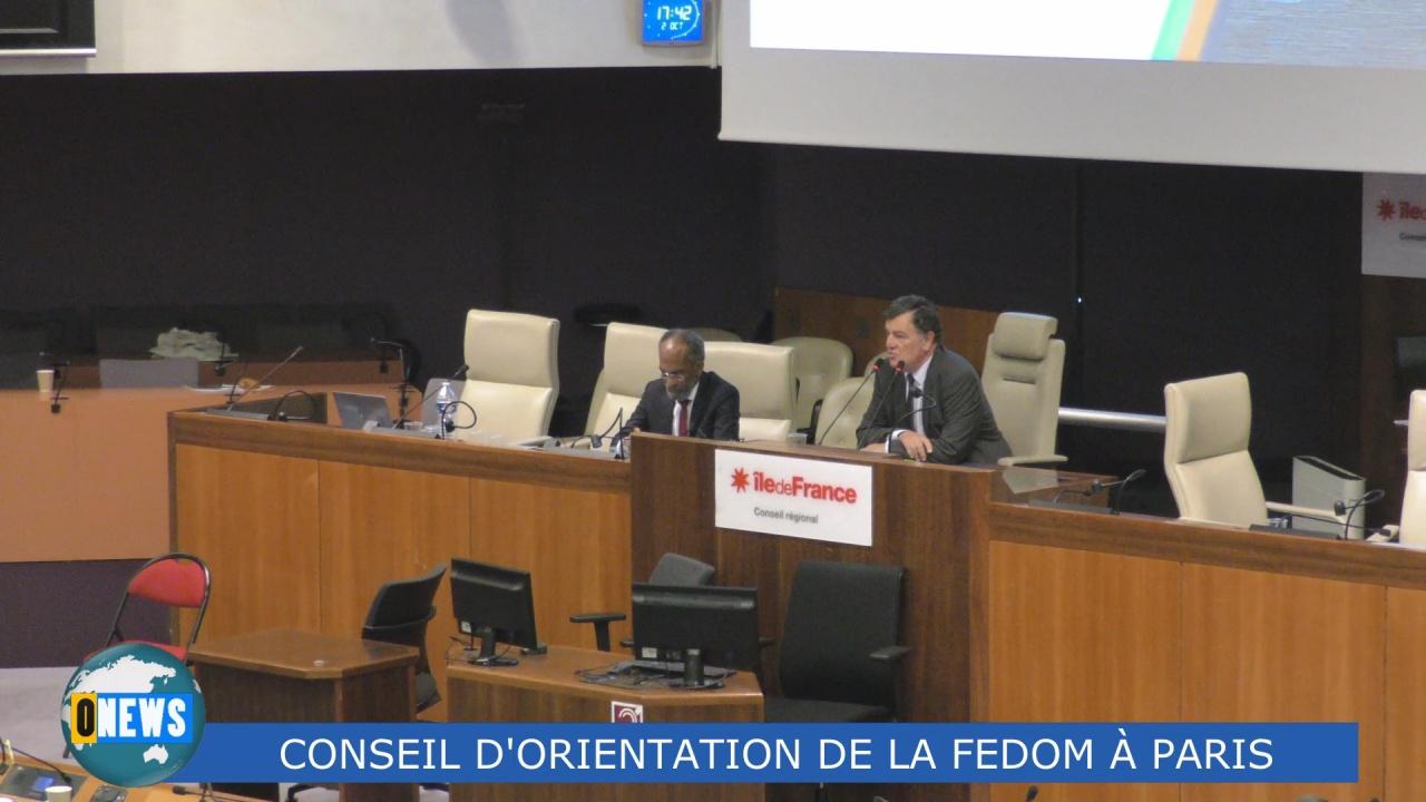 [Vidéo] HEXAGONE. Conseil d orientation de la Fedom. Interview de Jean Pierre PHILIBERT Président de la FEDOM