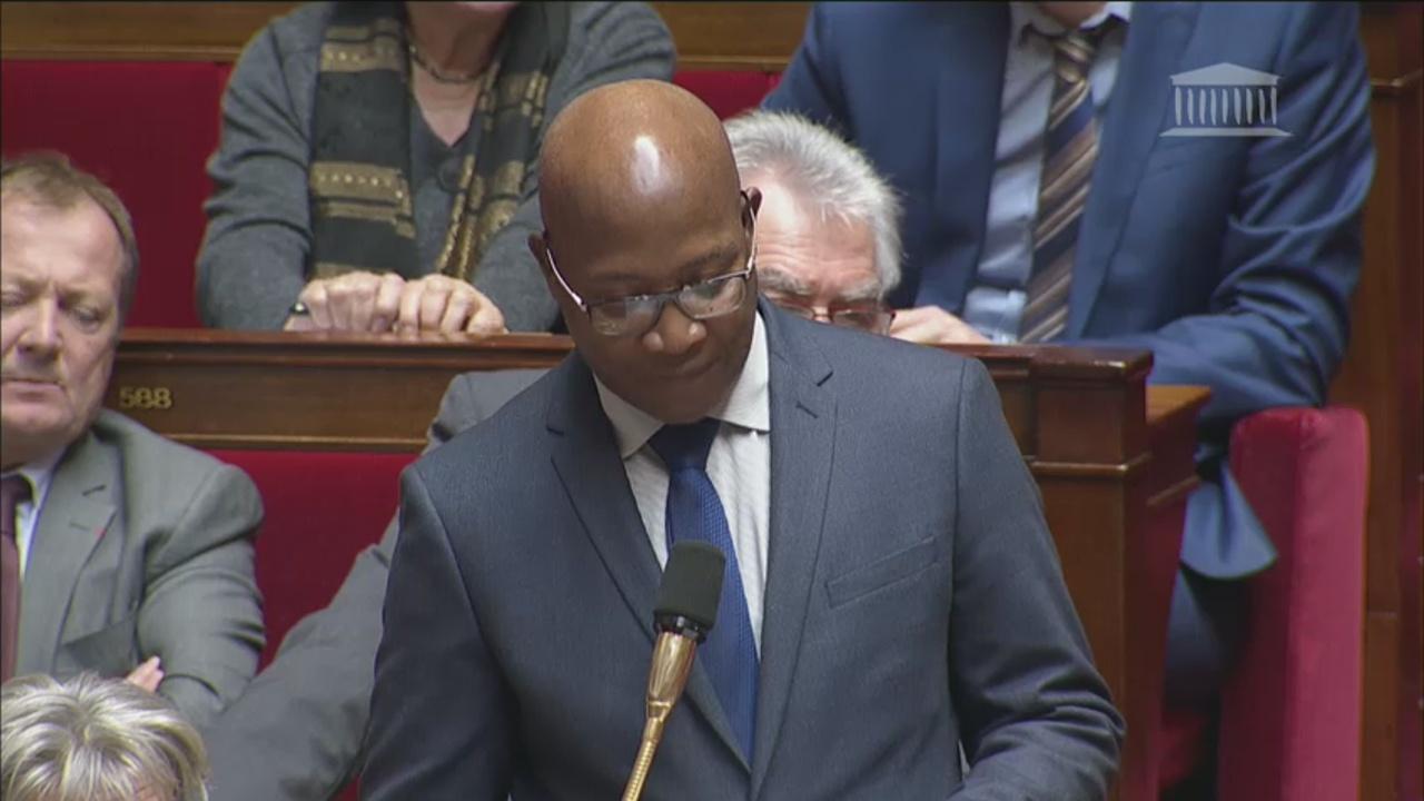 [Vidéo]ONEWS.Intervention à l'Assemblée du Député de Guyane Gabriel SERVIILE sur la situation en haïti