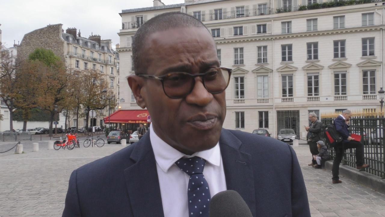 Demande de levée d'immunité parlementaire   Max Mathiasin réagit (Communiqué)