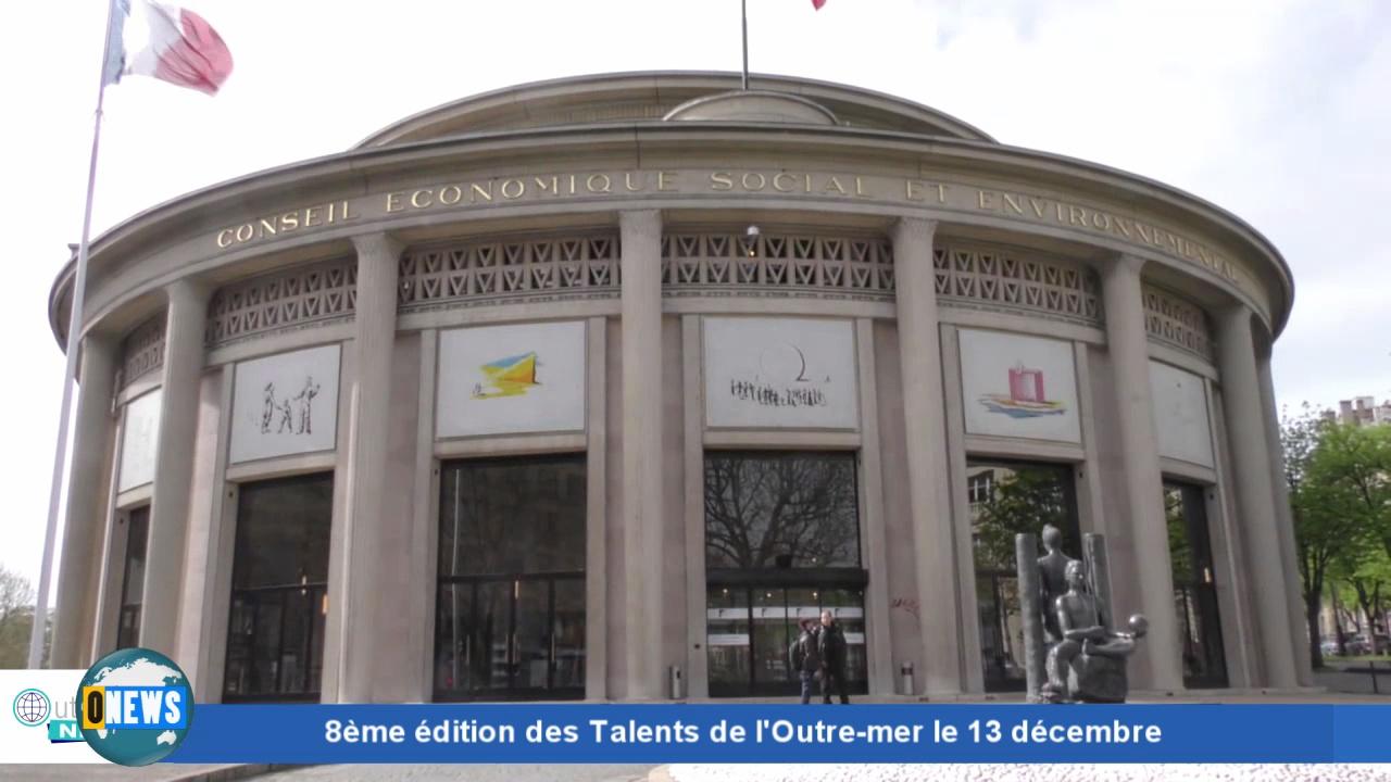 [Vidéo] ONEWS Paris. Cérémonie des Talents de l'Outre mer 2019 le 13 décembre