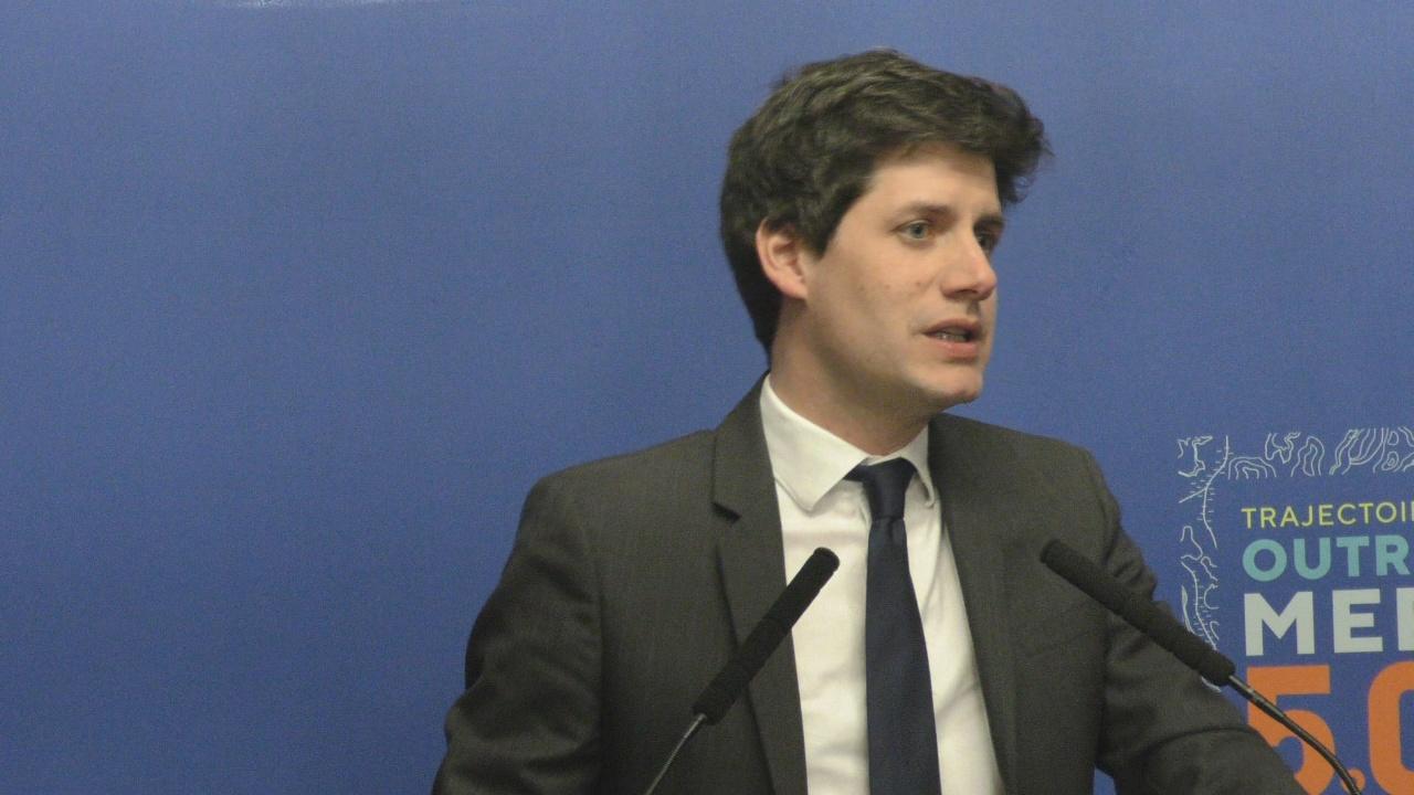 [Vidéo] Onews Paris. Discours lors de la signature du Plan Logement Outre mer 2019-2022 au Ministère des Outre mer