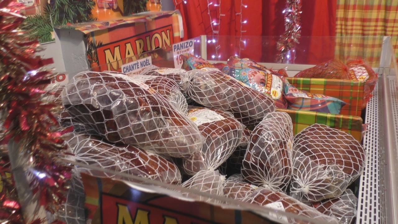 [Vidéo] ONEWS depuis Tropic Marché spécial Noël pour les recettes créoles.