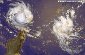 Cyclone tropical Belna : l'alerte orange déclenchée par le Préfet de Mayotte