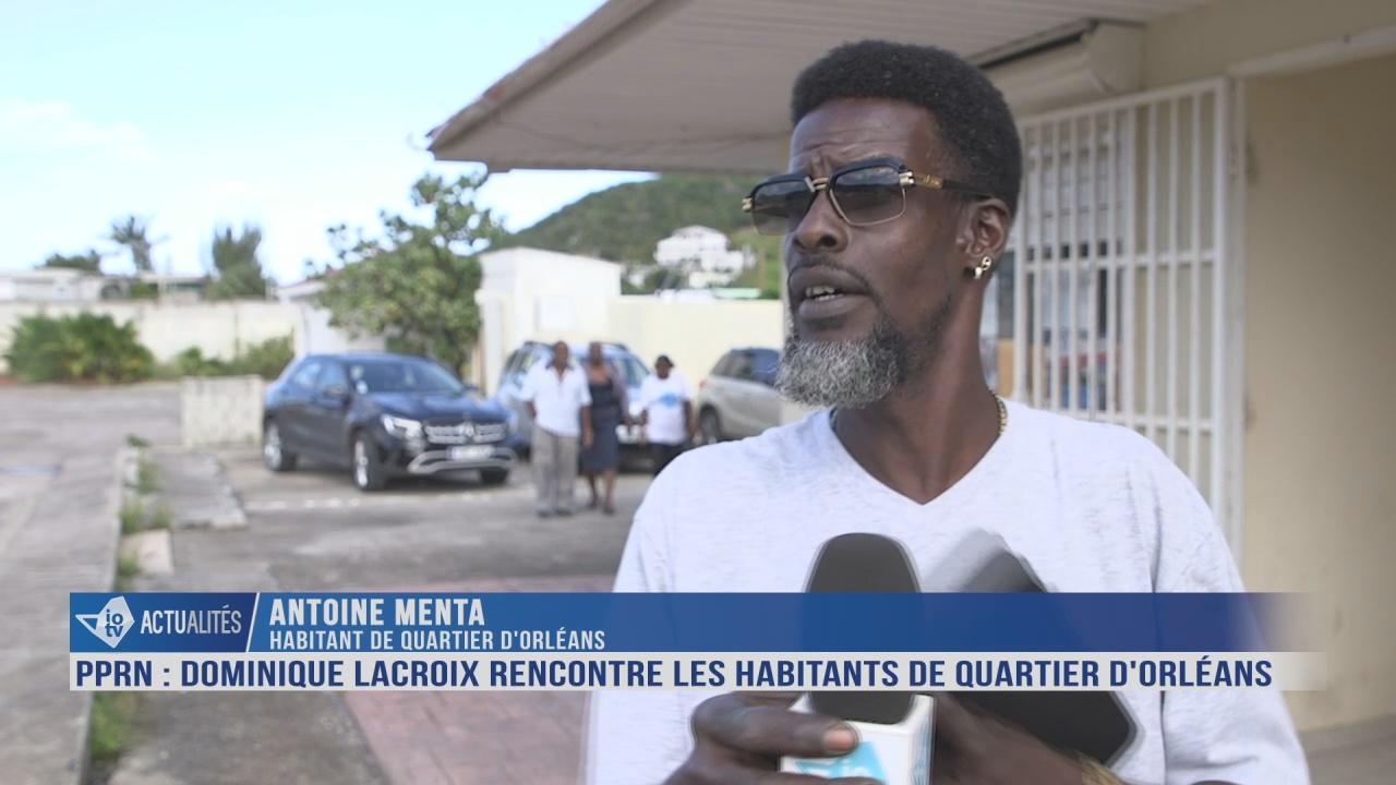 [Vidéo] Onews Saint Martin. Infos IOTV
