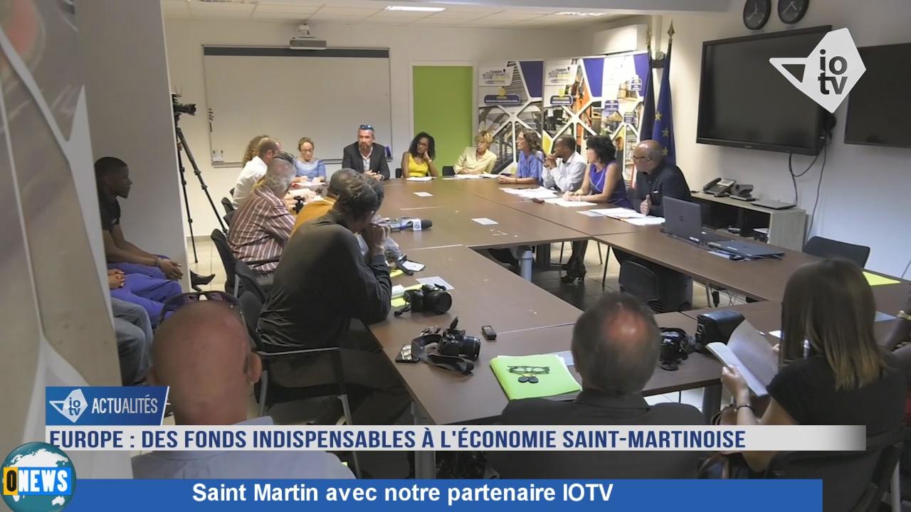 [Vidéo] Onews Saint Martin avec notre partenaire IOTV