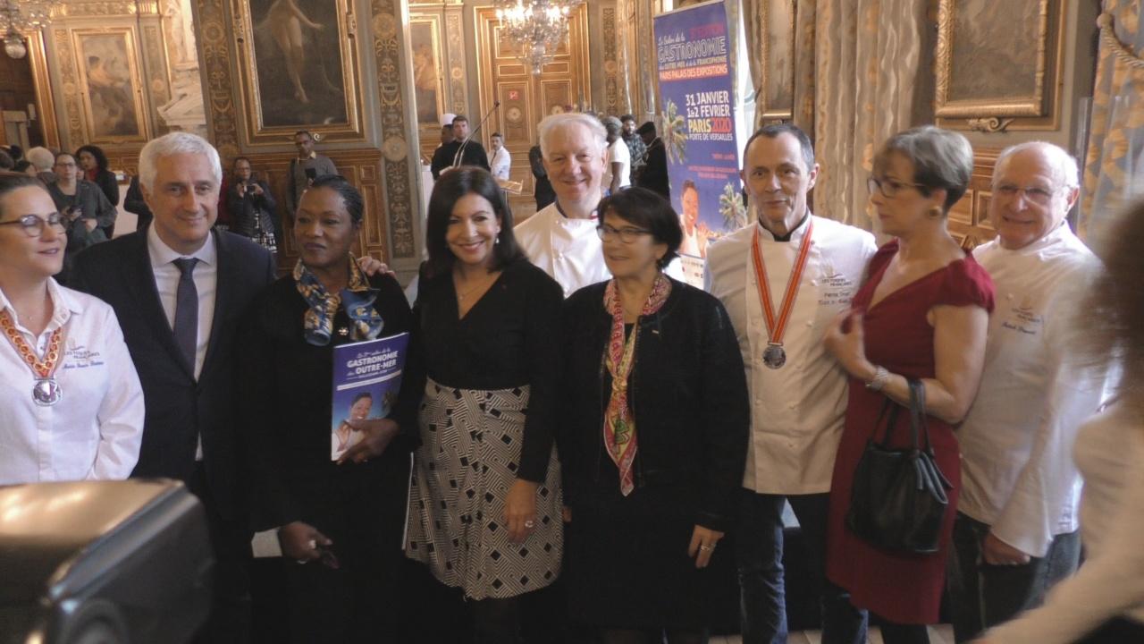 [Vidéo] ONEWS. 5ème édition du Salon de la Gastronomie et de la Francophonie du 31 janvier au 2 Février