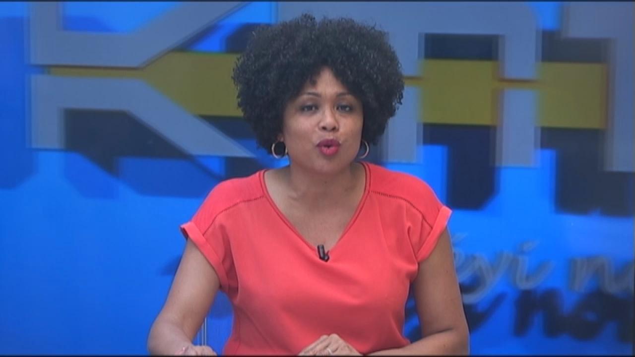 [Vidéo] Onews Jt Martinique 17 janvier (Kmt)