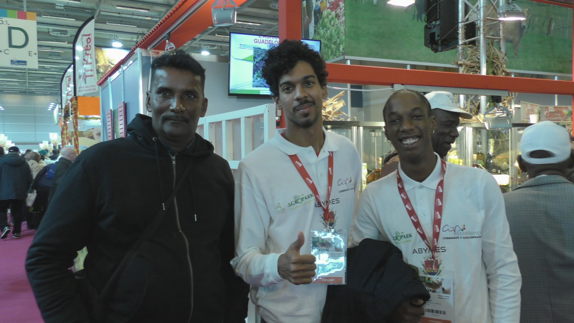 [Vidéo] Onews. Salon Agriculture Inauguration Stand Guadeloupe