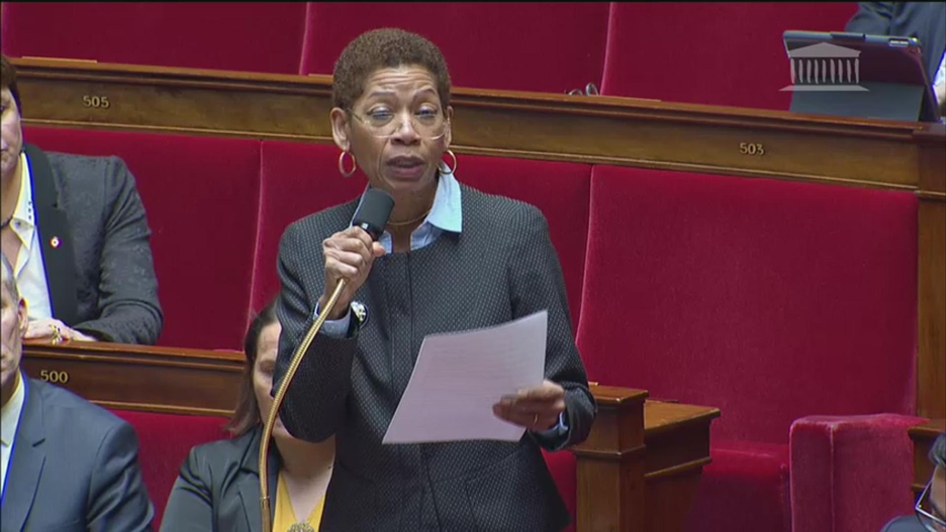 [Vidéo] Onews.Grève des Avocats Intervention à l Assemblée de la Députée George PAU LANGEVIN