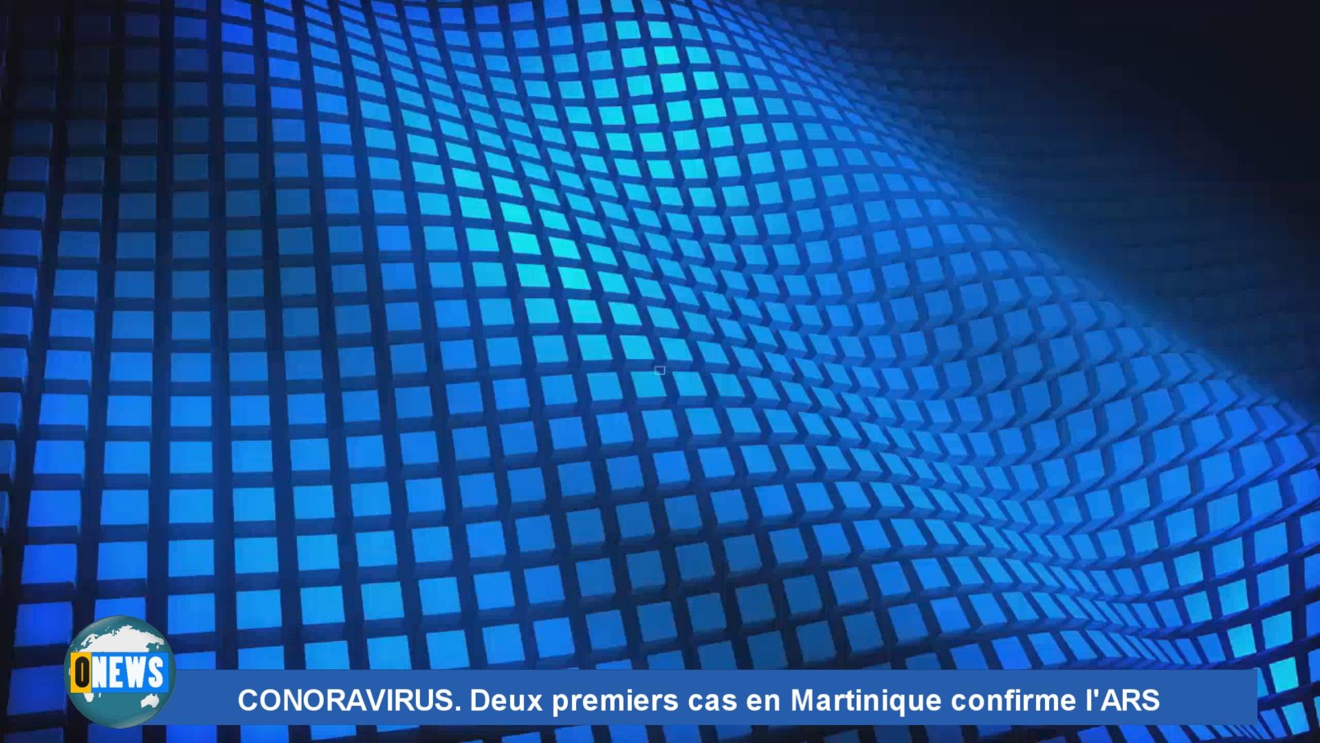[Vidéo] CONORAVIRUS. Deux premiers cas en Martinique confirme l'ARS