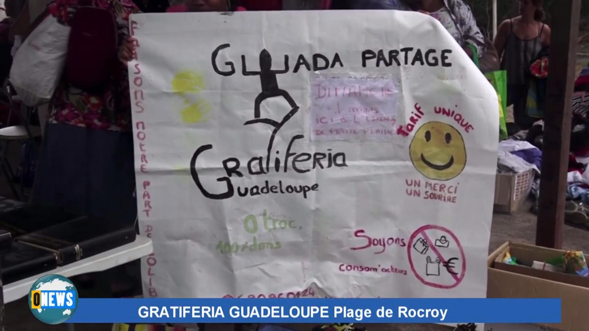 [Vidéo] Onews.  GRATIFERIA GUADELOUPE.