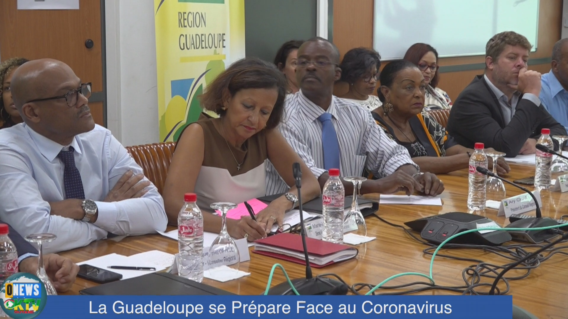 [Vidéo] La Guadeloupe se prépare face au CONORAVIRUS (Onews Guadeloupe)