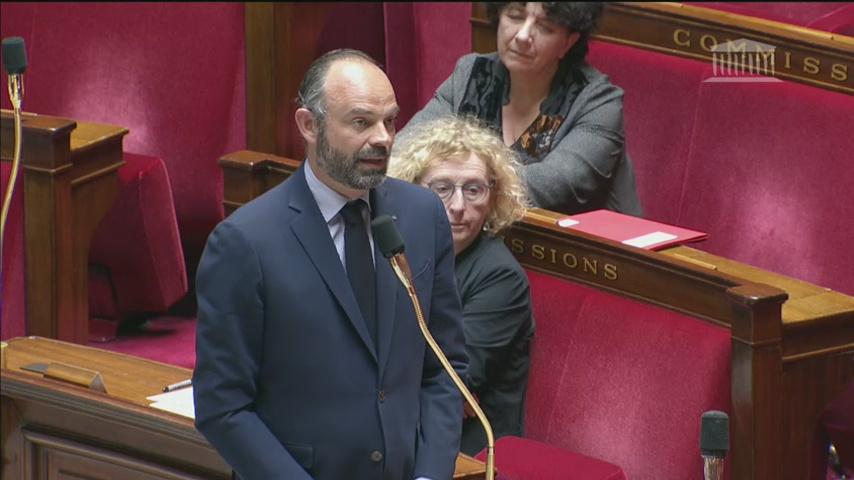 [vidéo] Covid 19 Une question posée à l'Assemblée sur le déconfinement au Premier Ministre.