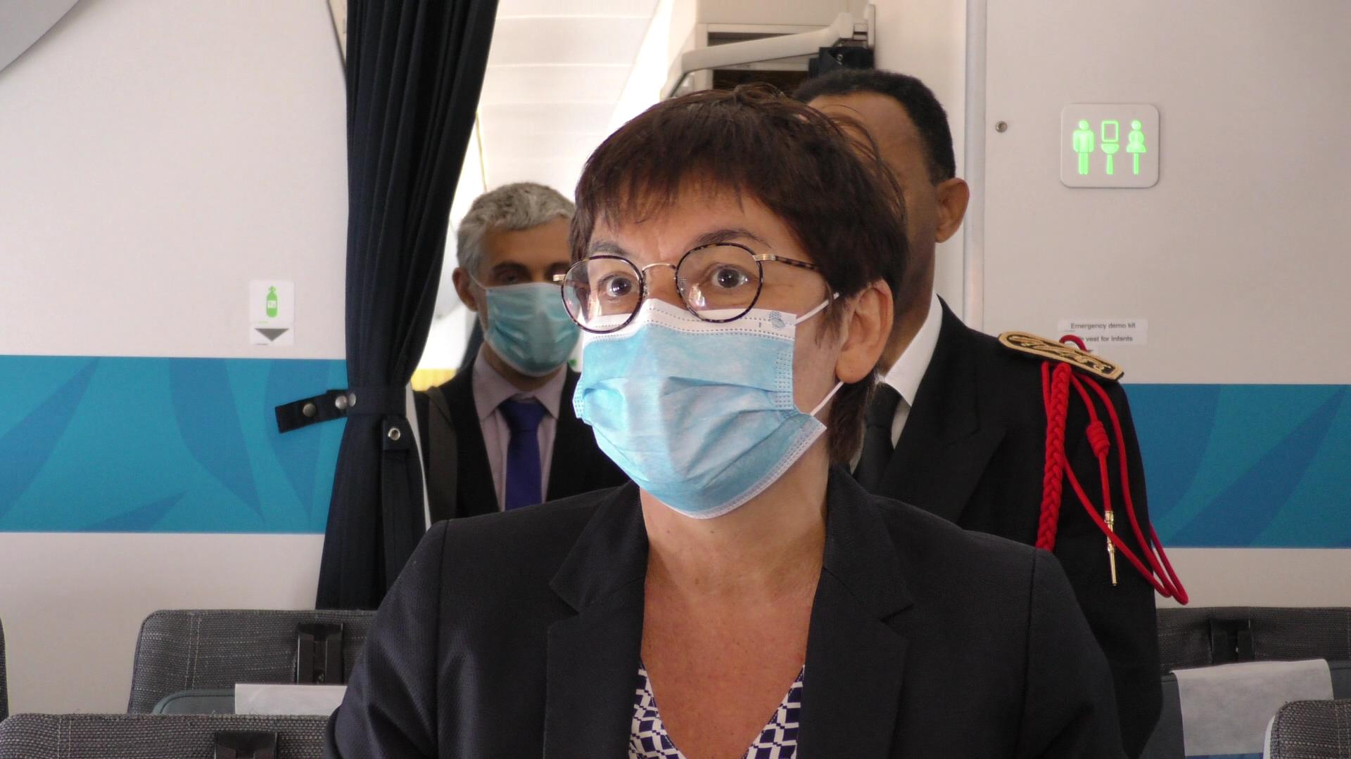 [Vidéo] Onews Hexagone.Des précisions de la Ministre des Outre mer sur les tarifs accordés aux étudiants ultramarins