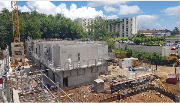 [Vidéo] Onews Martinique. Construction du Pôle Universitaire de Santé