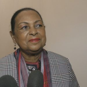 [Vidéo] Onews Guadeloupe. Josette Borel LINCERTIN déçue par l enveloppe de 1,5 milliards consacrée aux Outre mer