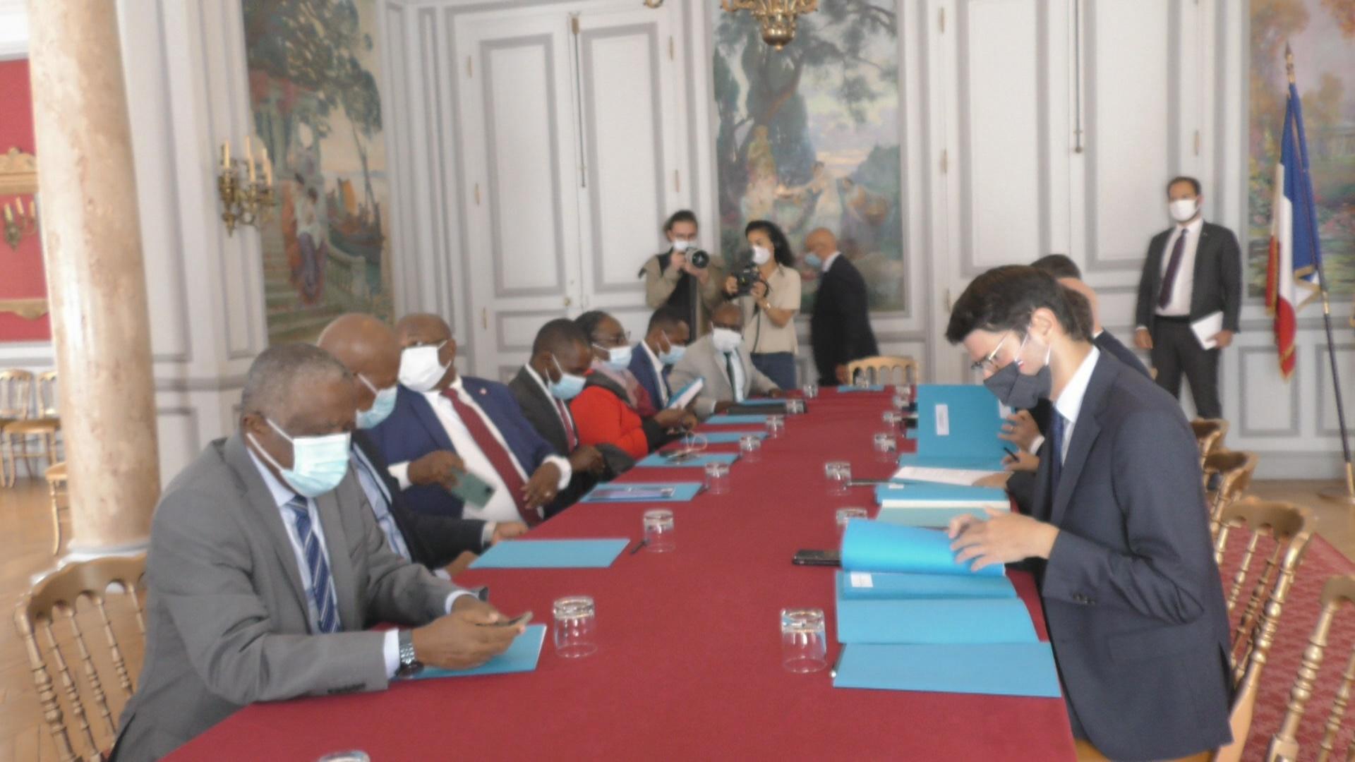 [Vidéo] Onews Paris. Rencontre entre le Ministre des Outre mer Sébastien LECORNU et les Élus de Mayotte