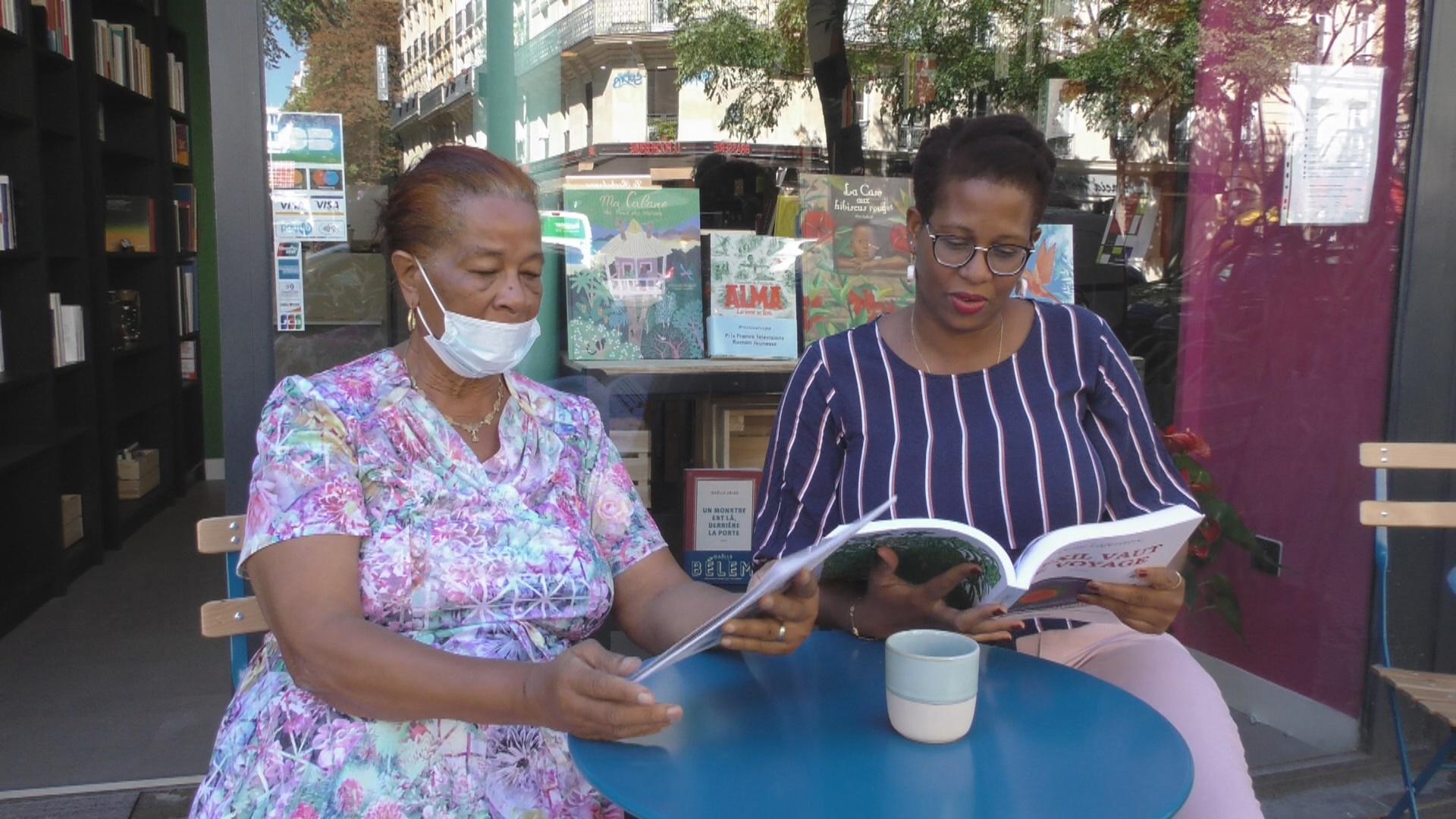 [Vidéo] Onews Hexagone. Ouverture à Paris 17 bis Avenue Parmentier de Calypso la Librairie des Outre mer et des Caraïbes