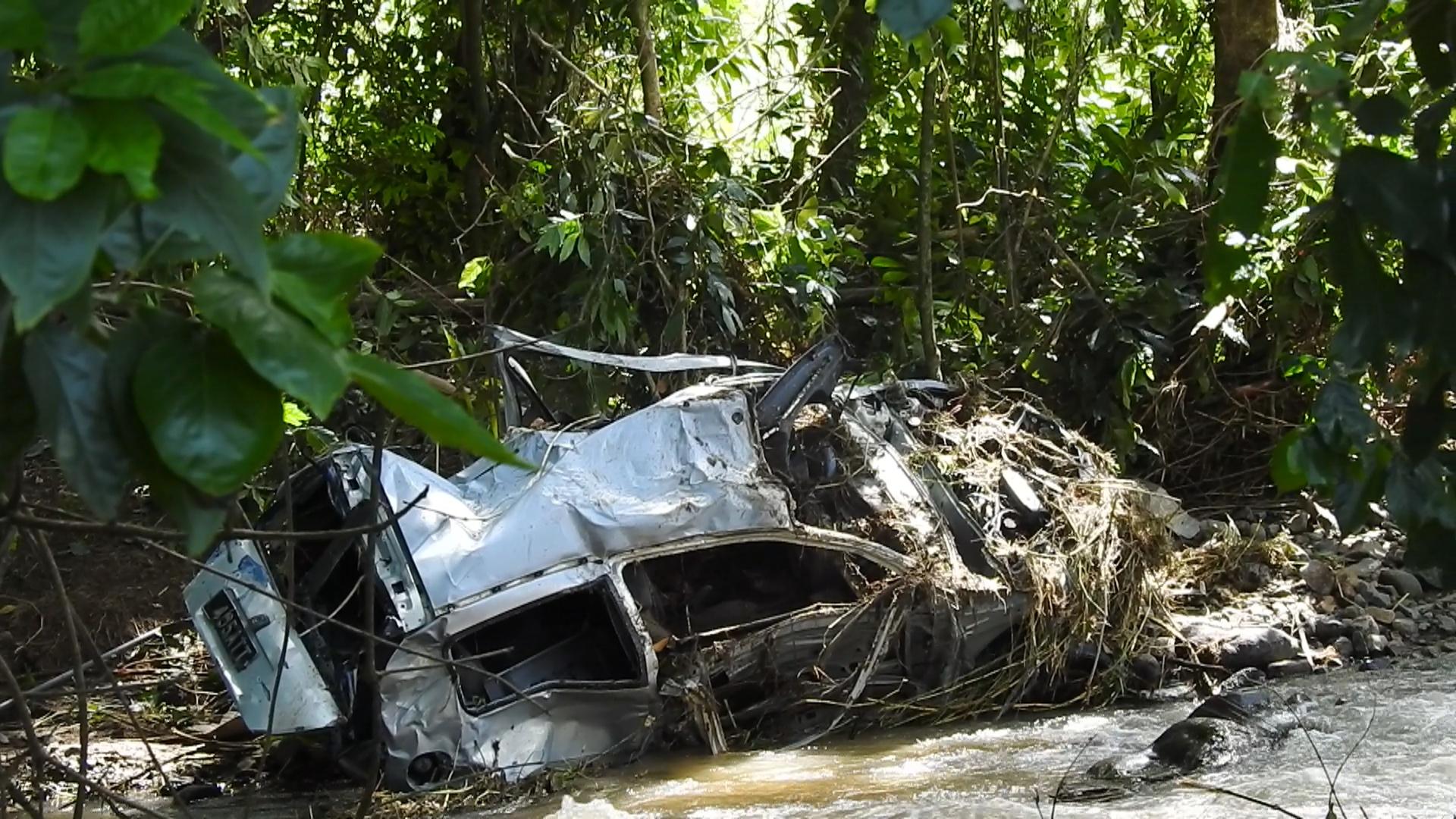 Martinique. Inondations le corps de l homme porté disparu José AUDINAY a été retrouvé