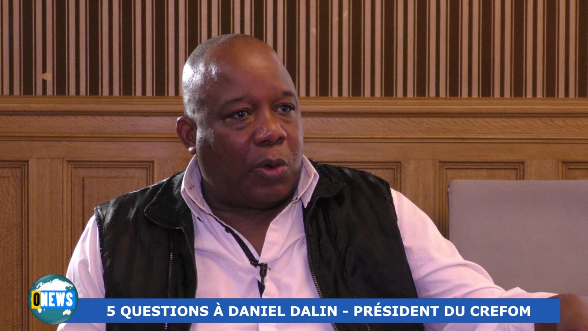 [Vidéo] Hexagone. Daniel DALIN Président du CREFOM invité de 5 Questions A…