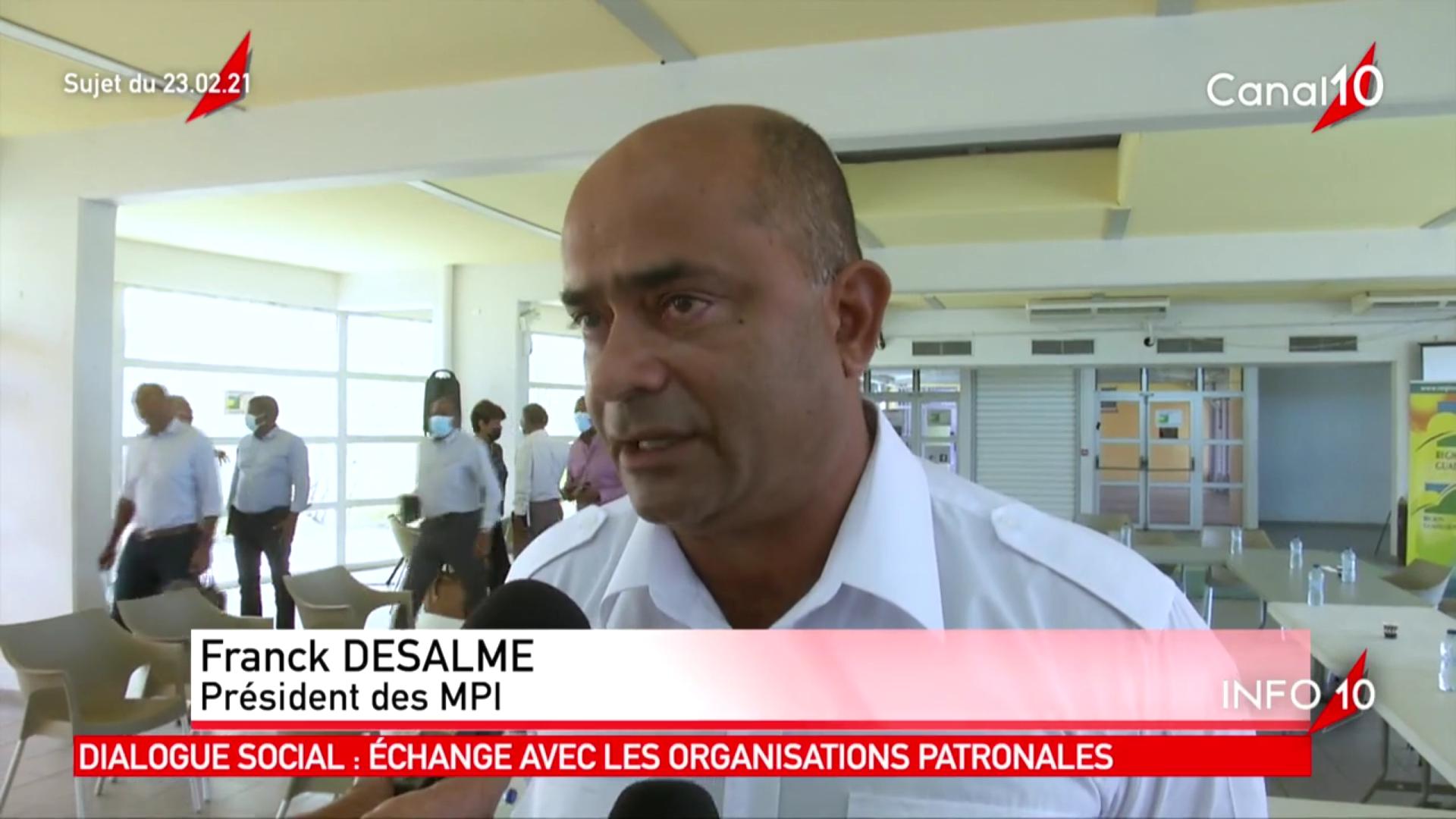 [Vidéo] Onews Guadeloupe. Le Jt de Canal 10. Point complet sur le covid 19. Chiffres en augmentation