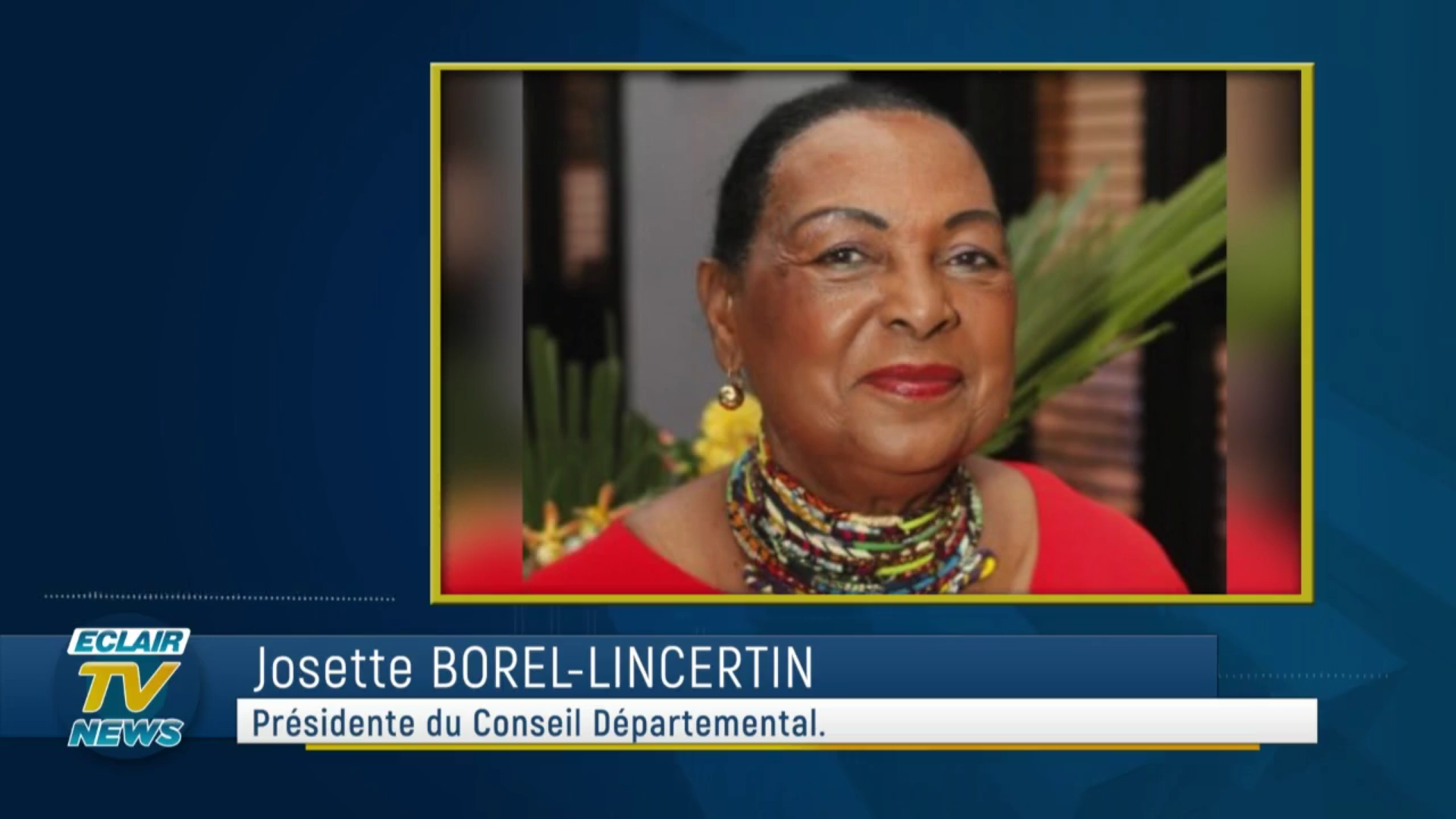 [Vidéo] Onews Guadeloupe. Blocage des axes routiers. Réaction de commerçants et de Josette BOREL LINCERTIN Présidente du conseil Départemental (ECLAIRTV°
