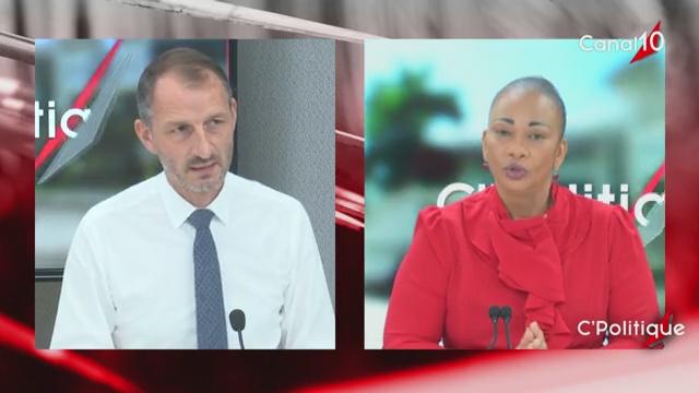 [Vidéo] Onews Guadeloupe. Le Préfet Alexandre ROCHATTE fait le point sur la situation sanitaire et le confinement.