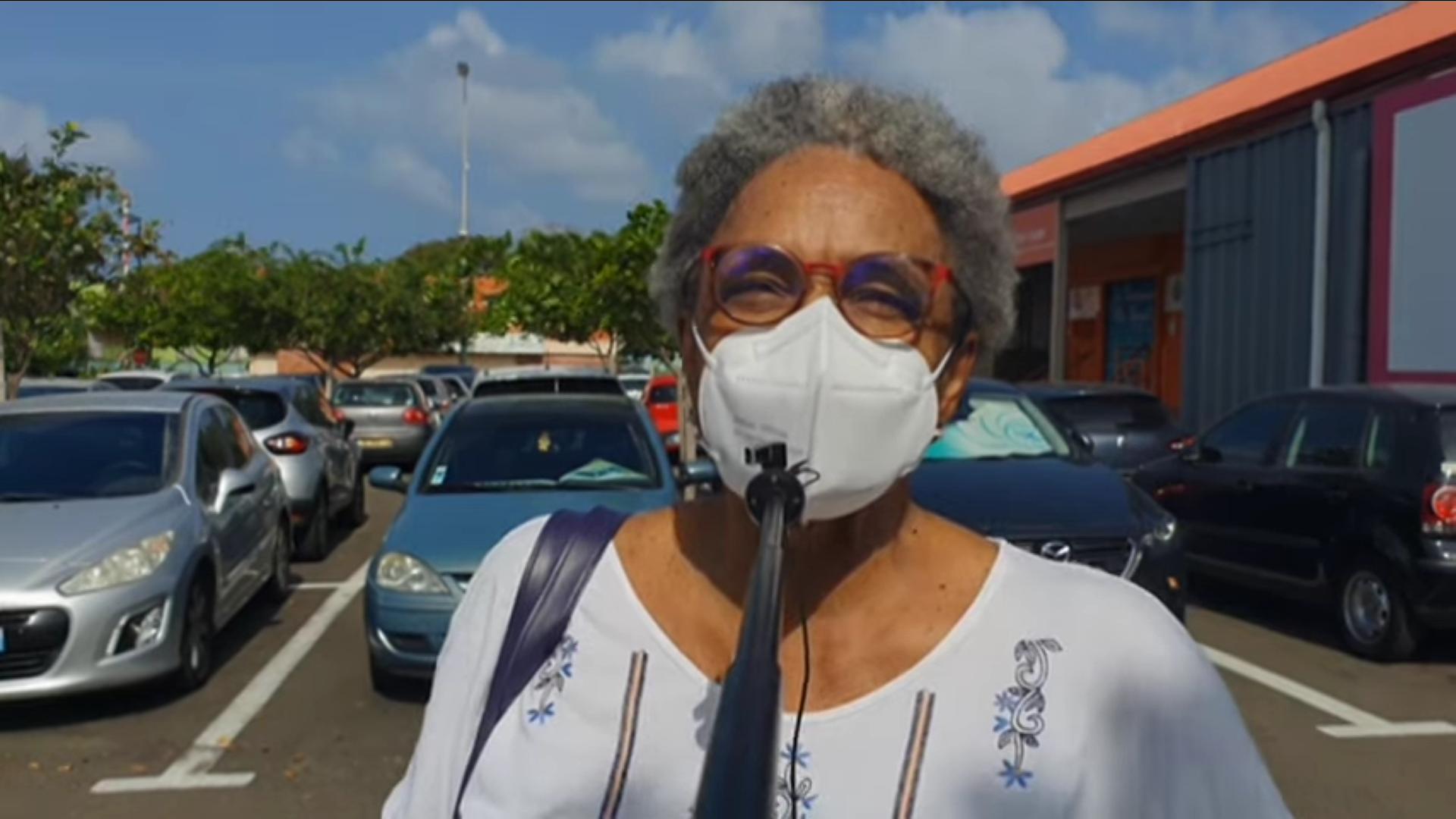 [Vidéo] Onews Martinique. Covid. Comment expliquer l'augmentation du nombre de cas (Micro trottoir KMT)