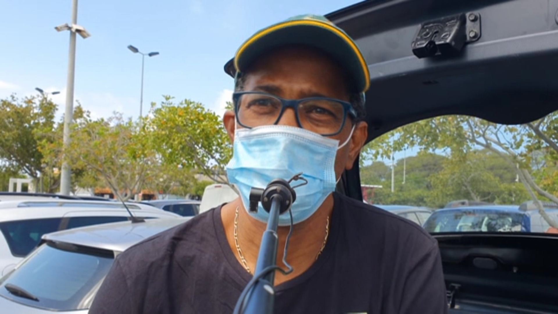[Vidéo] Onews Martinique. Devrait-on metrre le vaccin obligatoire (micro trottoir Kmt)