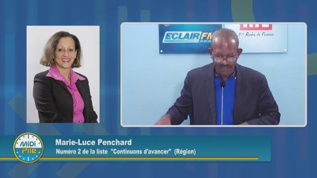 [Vidéo] Onews Guadeloupe. Analyse et réactions après les résultats du 1er tour des élections (Eclair Tv)