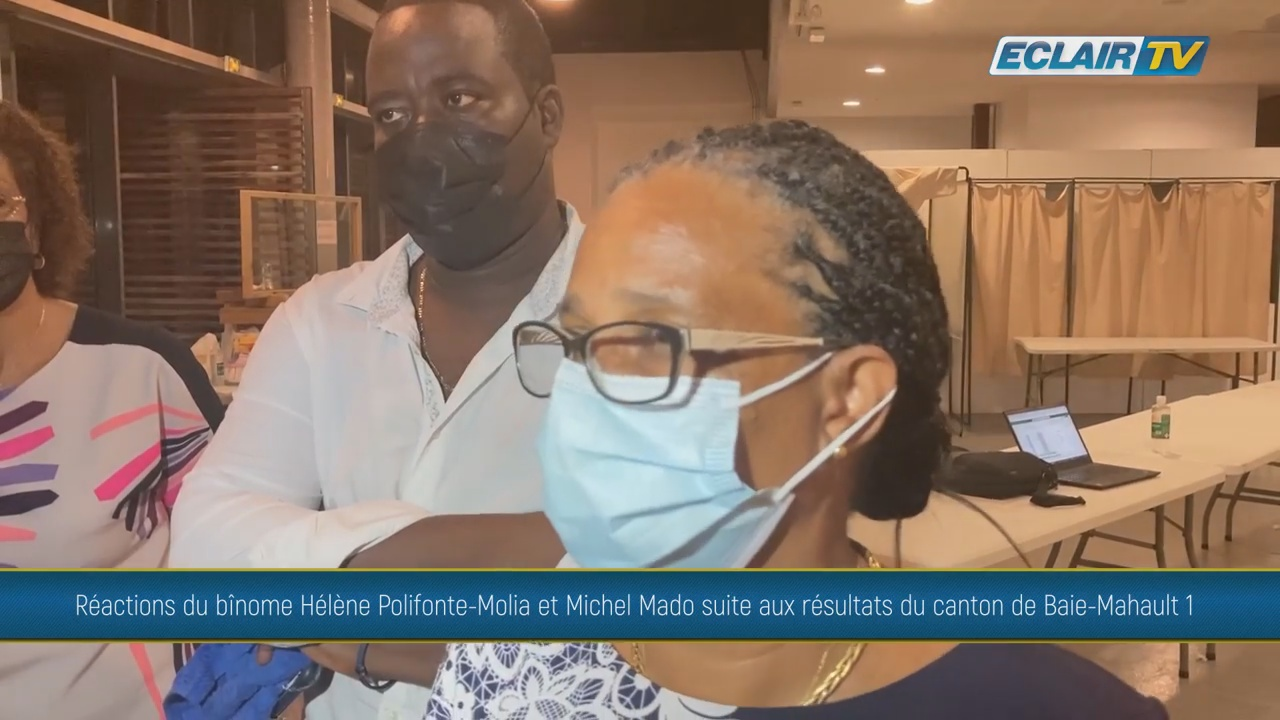 [Vidéo] Onews Guadeloupe. Flash Info (Eclair Tv)
