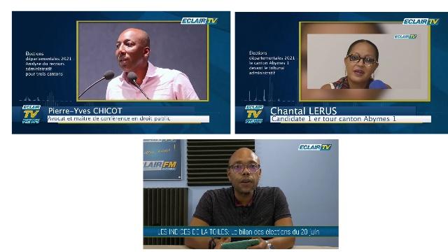 [Vidéo] Onews Guadeloupe. le flash info de Eclair Tv