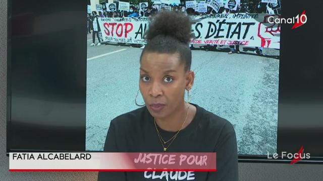 Guadeloupe. Affaire Klodo Christopher Sinama et Fatia Alcabelard la fille de Claude Jean Pierre sur Canal 10