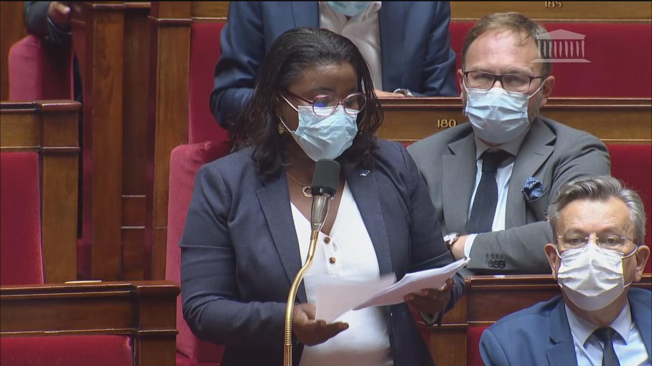 [Vidéo] Hexagone. La députée de Guadeloupe Justine BENIN intervient à l Assemblée sur la situation sanitaire en Outre mer