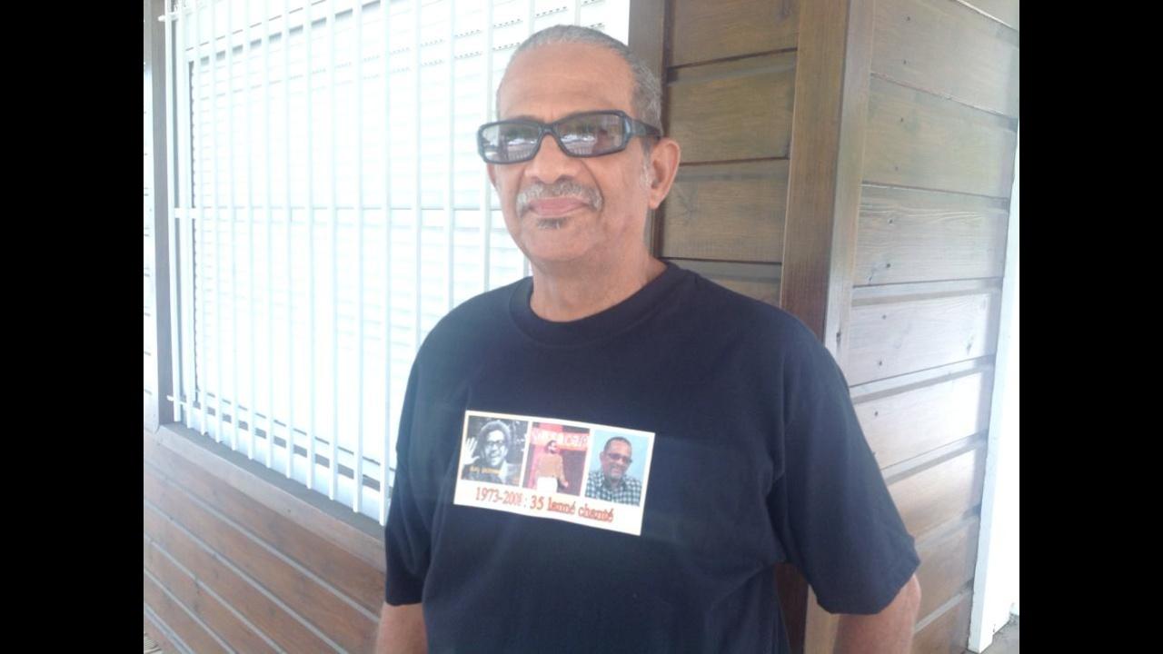 [Vidéo] Martinique. Décès du chanteur Djo DÉSORMEAUX