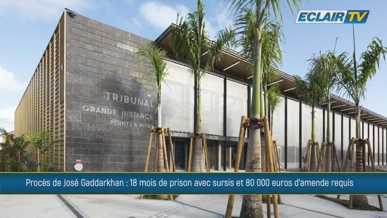[Vidéo] Onews Guadeloupe. Flash Info avec Eclair TV