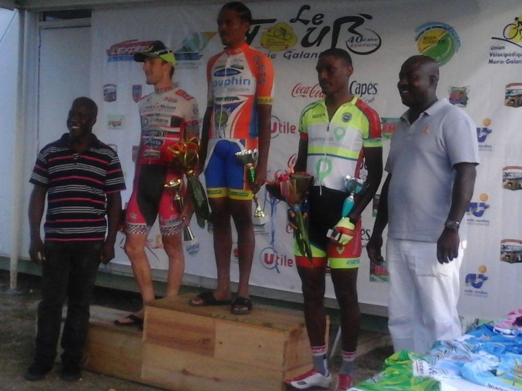 Tour Cycliste de Marie Galante