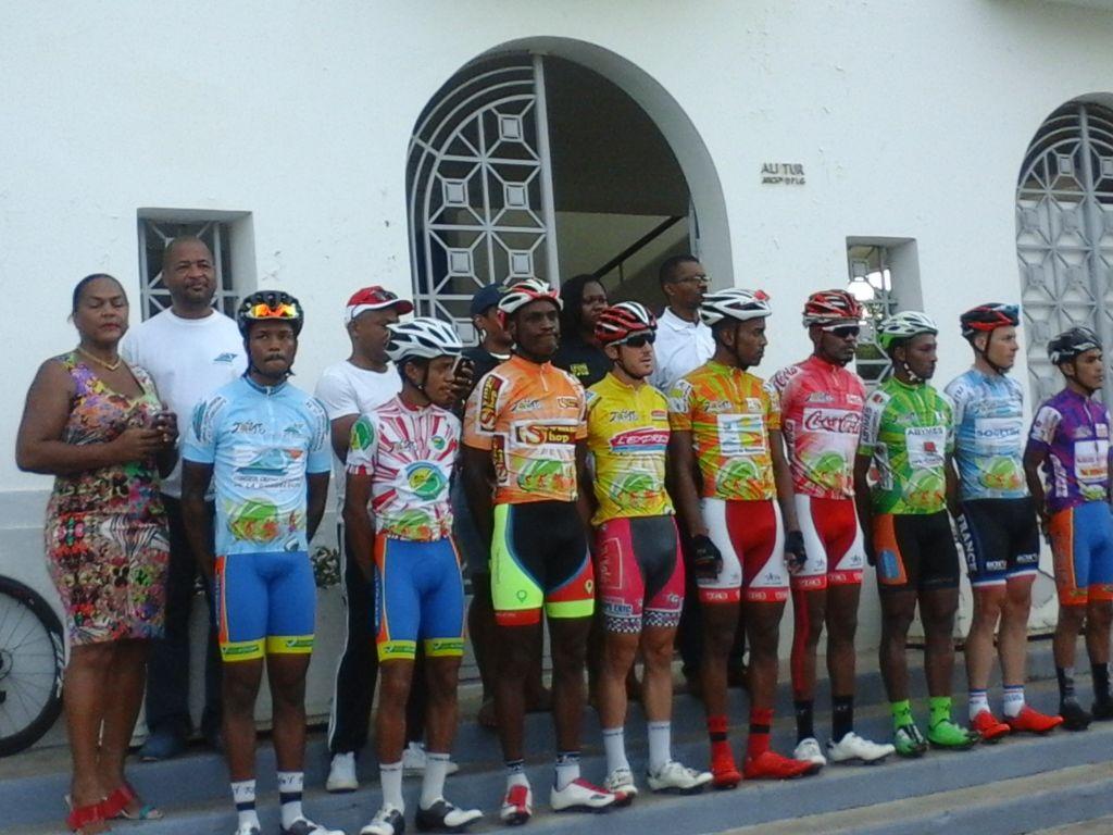 GUADELOUPE. Tour cycliste de Marie-Galante
