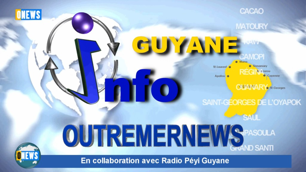 GUYANE. Les dernières infos de Radio Péyi
