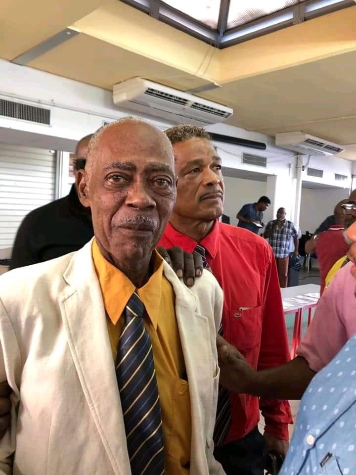 Guadeloupe. Déçés de Clotaire BOÉCASSE du Directeur du Comité Régional cyclisme
