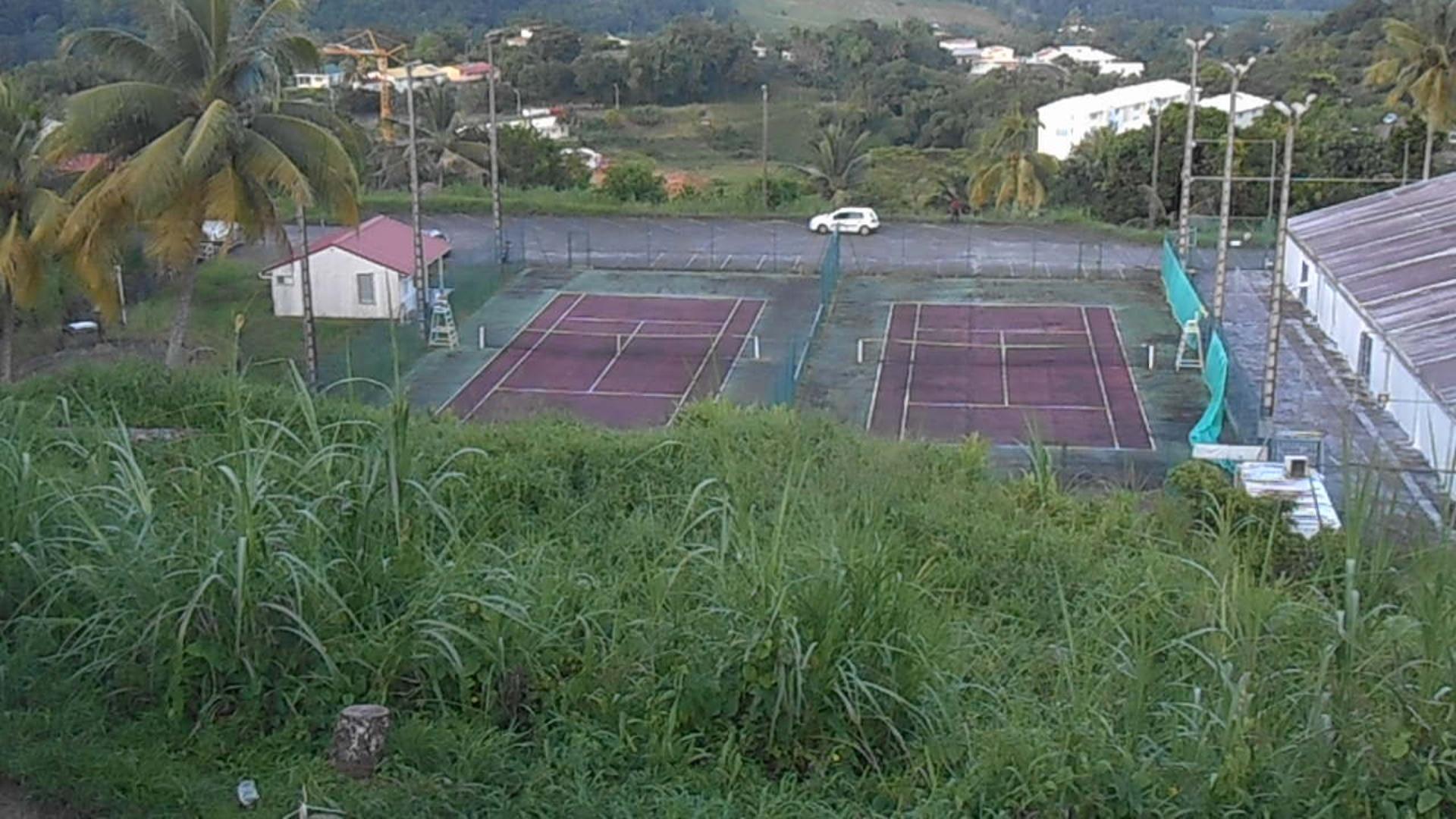 [Vidéo] Onews Martinique. Rencontre avec Philippe MAGRI Président du Tennis Club 2 du Gros Morne