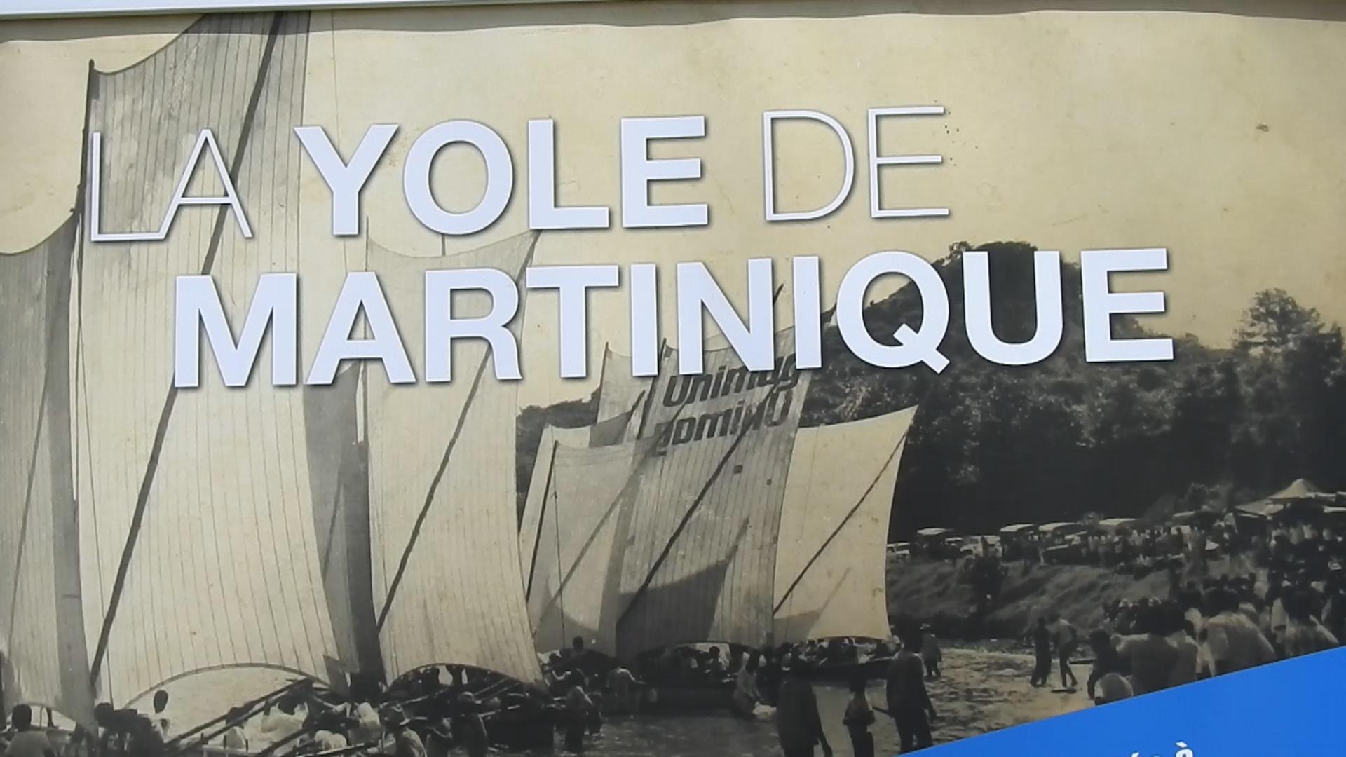 [Vidéo] Onews Martinique. La Yole classée Patrimoine immatériel à l'UNESCO décision au mois de Décembre
