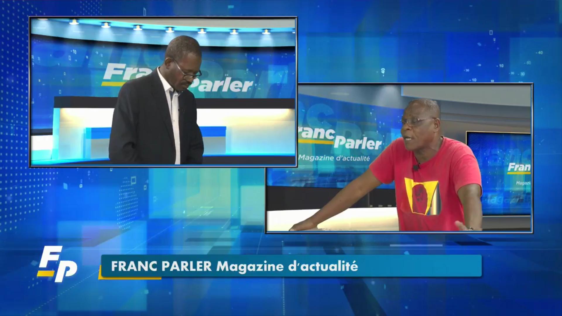 [Vidéo] Onews Guadeloupe. Nestorius FAVEL Invité de Franc parler (Eclair fm Tv)