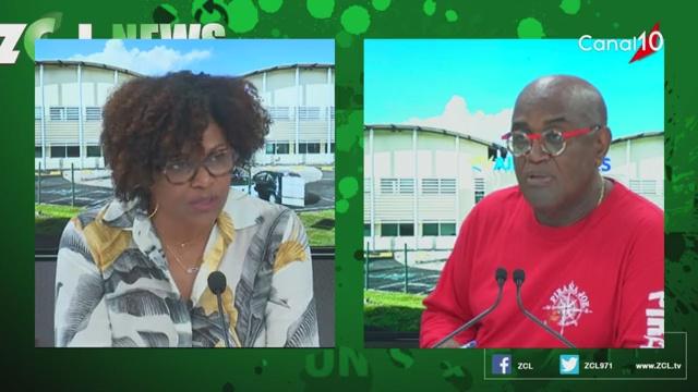 [Vidéo] Onews Guadeloupe. Véronique MALIALIN Directrice Marketing Air Caraïbes Invitée de ZCL