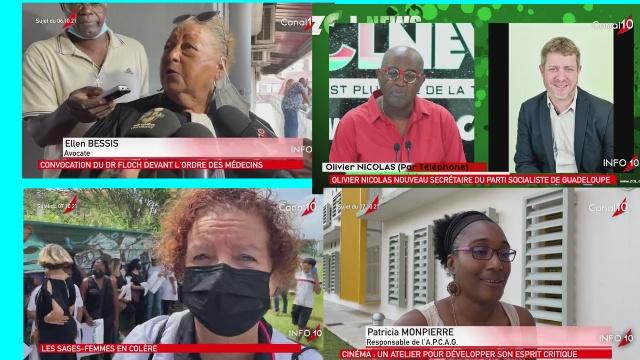 [Vidéo] Hexagone. Inauguration des nouveaux bureaux à Paris Comité Tourisme Guyane